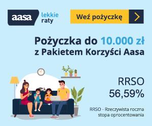 AASA Polska - pożyczka do 10000 zł - button