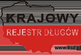 Logo Krajowego Rejestru Długów