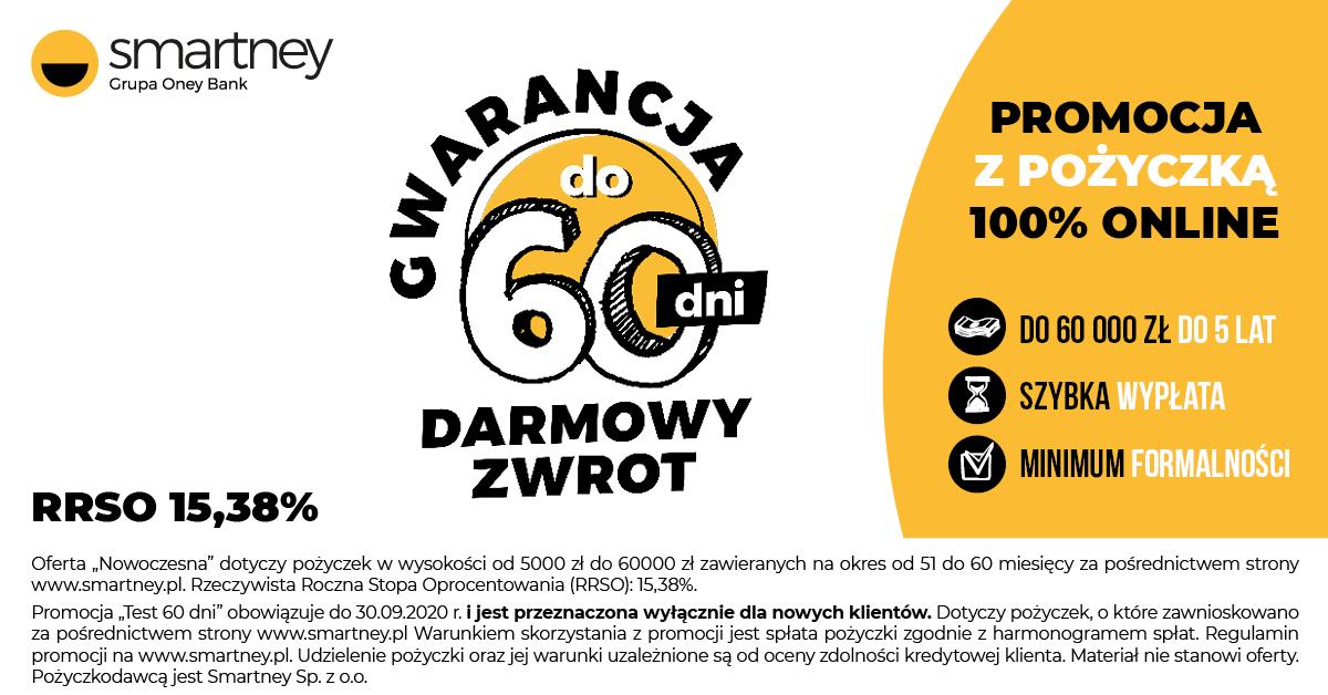 Smartney - banner - wrzesień - promocja RRSO 0$