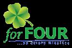 For Four - logo