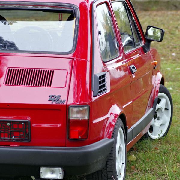 Mały Fiat 126p - marzenie wielu Polaków