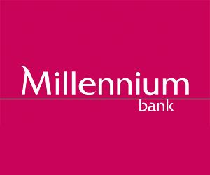 Bank Millennium - banner