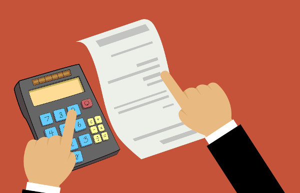 Rachunki - kalkulator oszczędności