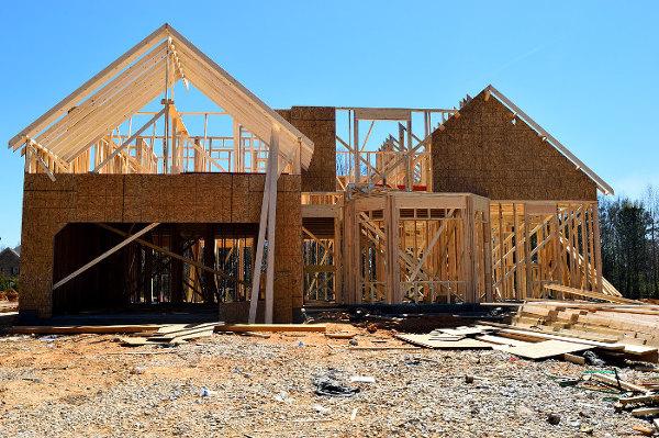 Dom drewniany finansowany kredytem hipotecznym